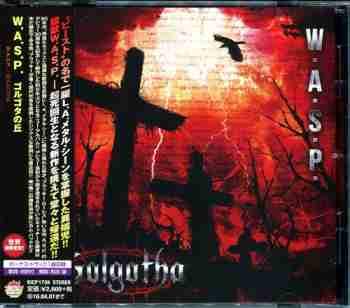 W.A.S.P. - Golgotha (Japanese Edition)jpg