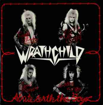 WRATHCHILD - DISCOGRAPHY