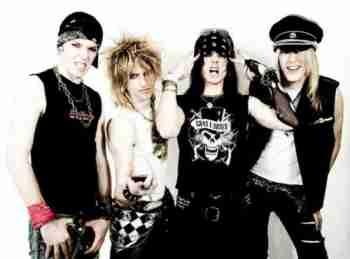 Blackrain - Discography