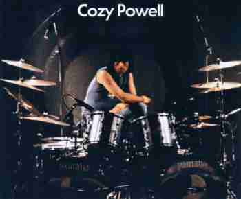 Cozy Powell - Discography