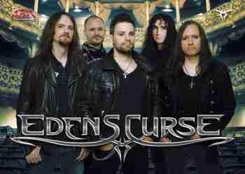 Eden's Curse - Discography