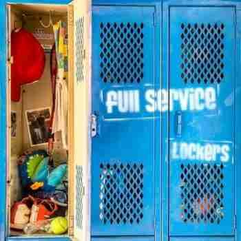 Full Service - Lockers