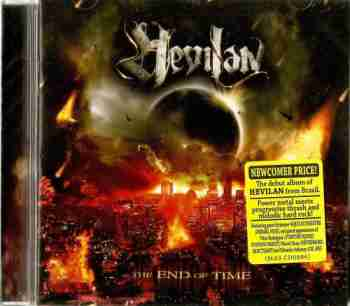 Hevilan - The End Of Time (Reissued 2015)
