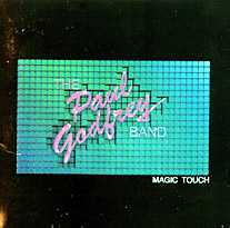Paul Godfrey Band - Magic Touch