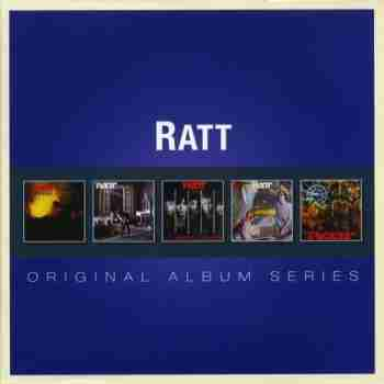 Ratt - Original Album Series