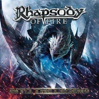 Rhapsody Of Fire - Into The Legend 2015