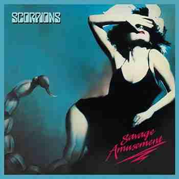 Scorpions - Savage Amusement (2015)