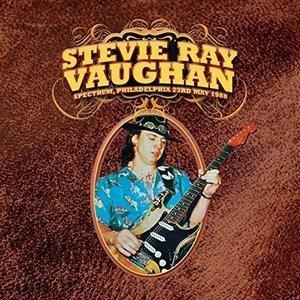 Stevie Ray Vaughan - Spectrum Philadelphia 23rd May 1988 (2015)