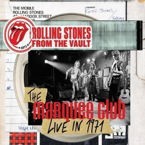 The Rolling Stones - From the Vau  The Marquee Club Live in 1971 (Japanese Edition) (2015)T