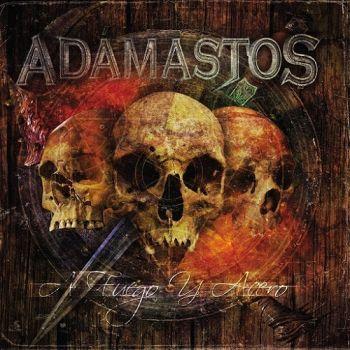 Adámastos - A Fuego y Acero (2015)jpg