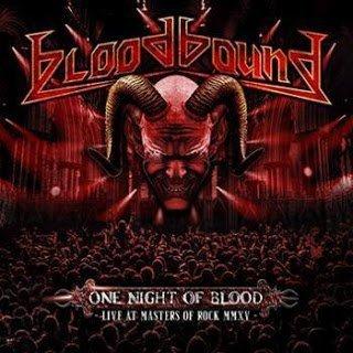 Bloodbound - One Night Of Blood 2016