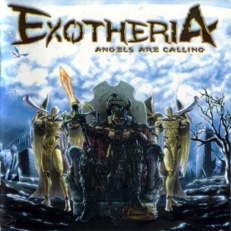 Exotheria - Angels Are Calling - 2015