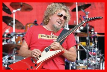 Sammy Hagar (& The Waboritas) - Discography