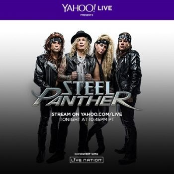 Steel Panther - House of Blues, West Hollywood