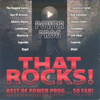 VA - Power Prog - That Rocks! Best Of Power Prog ... So Far (2013)