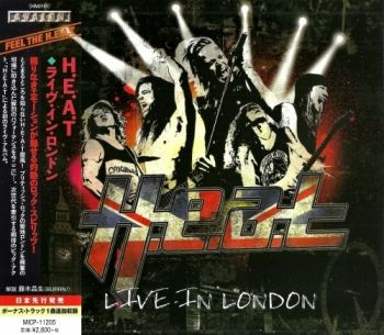 H.E.A.T - Live In London (Japanese Edition)9