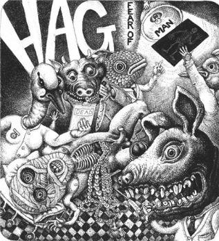 Hag - Fear of Man (2016)