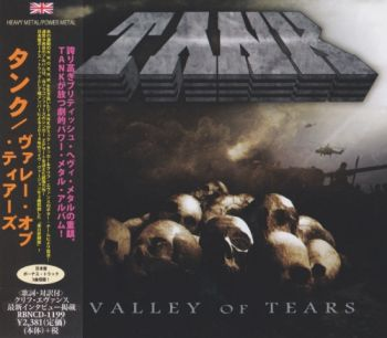 Tank - Valley Of Tears (2015) [Japanese Edition]