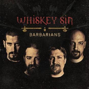 Whiskey Sin - Barbarians (2016)jpg