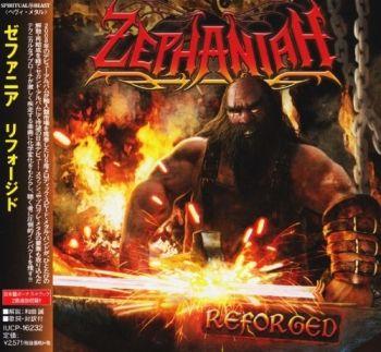 Zephaniah - Reforged (2015) [Japanese Edition] 1