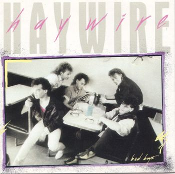 haywire 1986 front