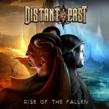 Cover DISTANT PAST_Rise Of The Fallen
