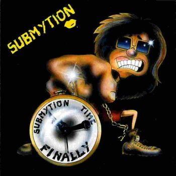 Submytion - 1992 - Finally - Front