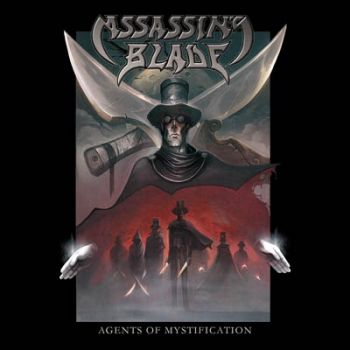 Cover ASSASSIN'S BLADE_Agents Of Mystification
