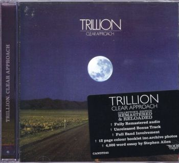 TRILLION - Clear Approach [Rock Candy remaster +1] front