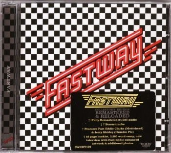 FASTWAY - Fastway [Rock Candy remaster +7] front