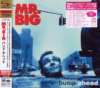 Mr. BIG - Bump Ahead [Japanese Remastered SHM-CD LTD Release +3] front