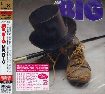 Mr. BIG - Mr. Big [Japanese SHM-CD LTD Release +3] front