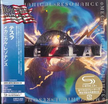 TESLA - Mechanical Resonance [SHM-CD remastered] [Limited Release] UICY 94113