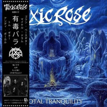 ToxicRose - Total Tranquility [Japan Edition] front