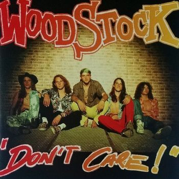 Woodstock - 1993 - Don't Care - Front