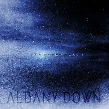 ALBANY DOWN - The Outer Reach - front
