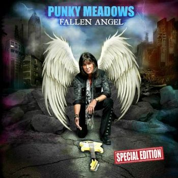 PUNKY MEADOWS - Fallen Angel [Special Edition +2] front