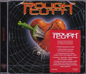 ROUGH CUTT - Rough Cutt [Rock Candy remastered] front
