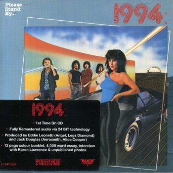 1994 - Please Stand By... [Rock Candy remastered +4] front