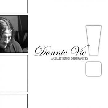 DONNIE VIE - ! A Collection of Solo Rarities - front