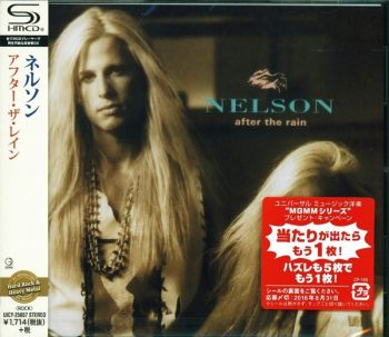 NELSON - After The Rain [Japanese SHM-CD reissue] front