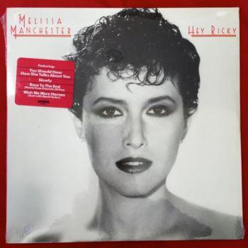 sealed-lp-melissa-manchester-hey-ricky-new-vinyl-arista-records-1982-cc631f21548fa99781a0b4daa0b054cb