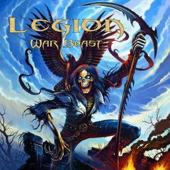 Cover LEGION_War Beast
