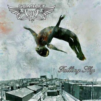 Cover SCARLET AURA_Falling Sky
