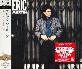 Eric Martin - ST [Japan remastered SHM-CD UICY25656]