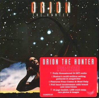 ORION THE HUNTER - ST [Rock Candy remastered] front