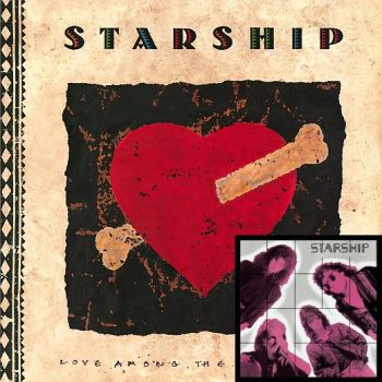 STARSHIP - Love Among The Cannibals [Friday Music Remaster] front
