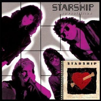 STARSHIP - No Protection [Friday Music Remaster] front