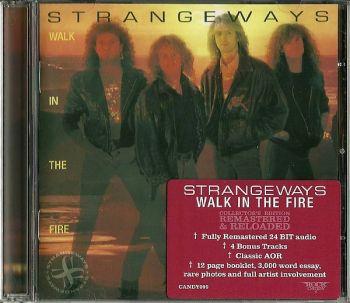 STRANGEWAYS - Walk In The Fire [Rock Candy remaster +4] front