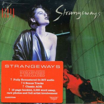 Strangeways - Strangeways [Rock Candy remastered +5] front